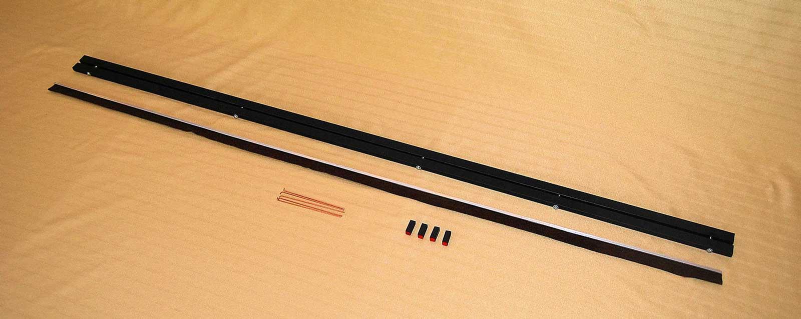 RPC© Grand Piano Mute Rail Kit